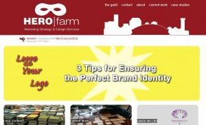 Shaun Walker, Creative Director HERO Farm