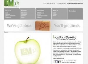Braden Pollock, Legal Brand Marketing, LLC - Founder & CEO