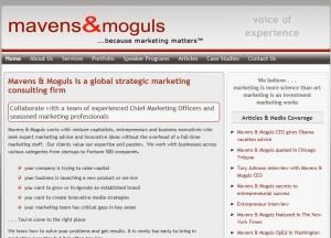 Paige Arnof-Fenn, Mavens & Moguls - Founder & CEO